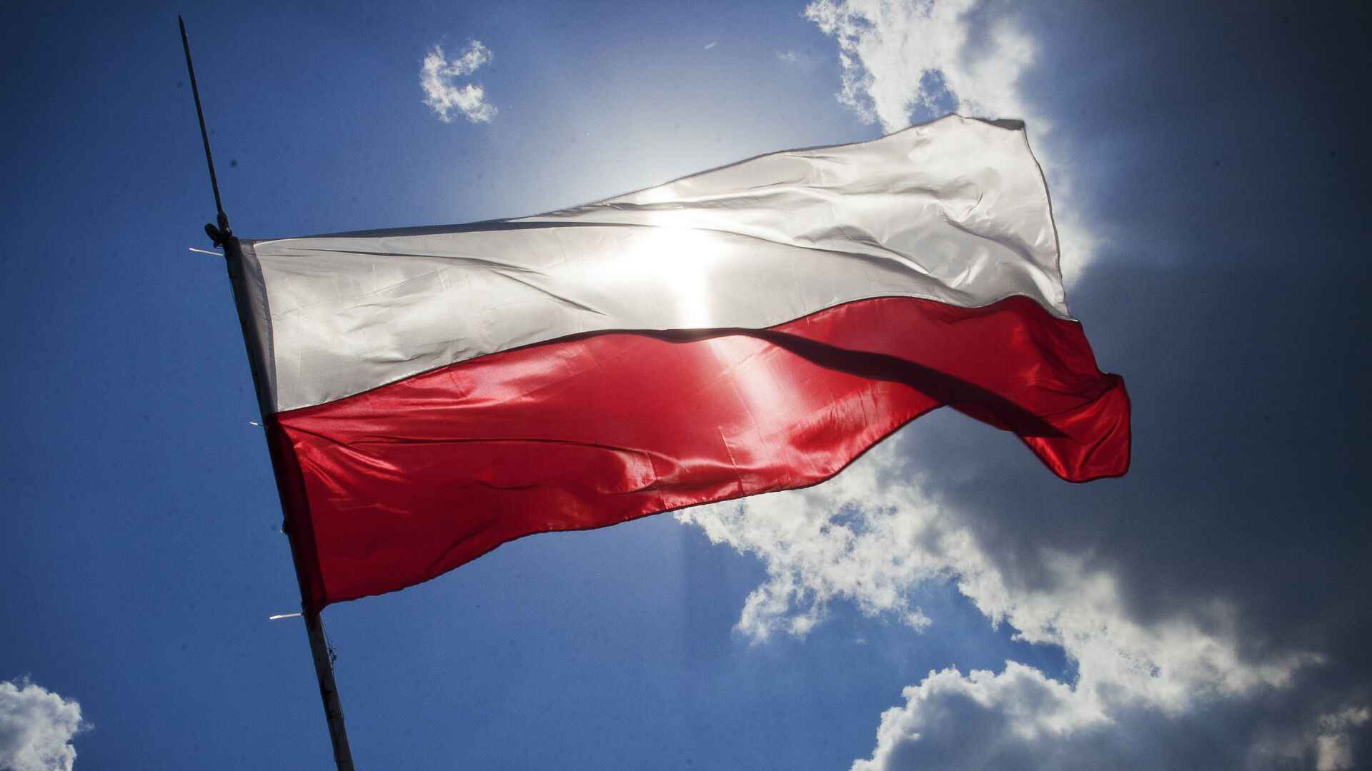 Флаг Польши - Sputnik Беларусь, 1920, 17.03.2021