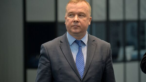 Глава Минспорта Александр Шамко - Sputnik Беларусь