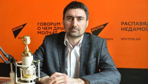 Кіруючы партнёр адвакацкага бюро Леў, Шарстнёў і партнёры Барыс Леў - Sputnik Беларусь