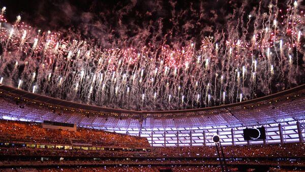 Церемония открытия I Европейских игр в Баку - Sputnik Беларусь