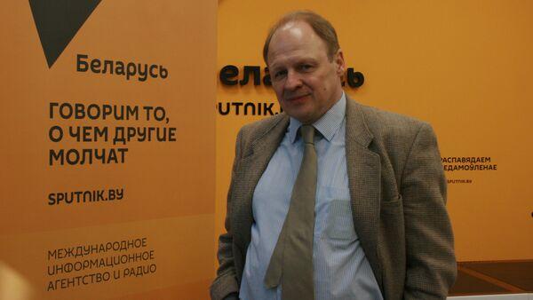 Российский журналист, один из первых ведущих программы Вести Александр Гурнов - Sputnik Беларусь