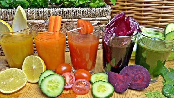 Многие фрукты и овощи содержат высокоактивные ферменты - Sputnik Беларусь