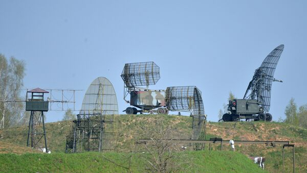 Система ПВО, архивное фото - Sputnik Беларусь