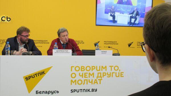 Беларусь и Крым: как обменяться турпотоками - Sputnik Беларусь