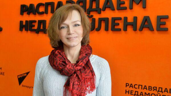 Псіхолаг-трэнер міжнароднага класа Лілія Ахрэмчык - Sputnik Беларусь