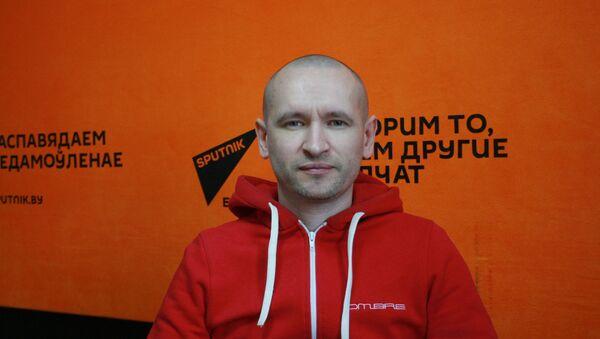 Музыкальный продюсер Руслан Стариковский - Sputnik Беларусь