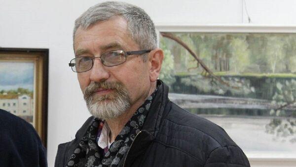 Скульптор Леонид Богдан - Sputnik Беларусь