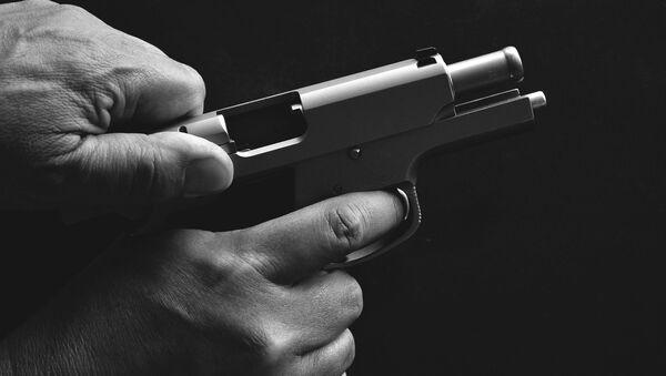 Пистолет, архивное фото - Sputnik Беларусь