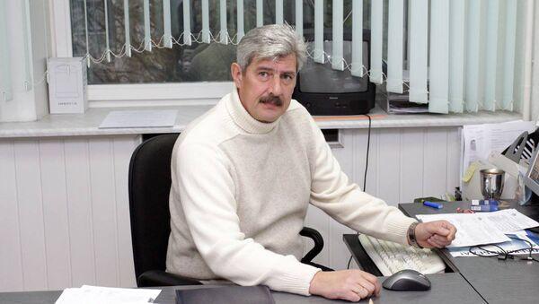 Пресс-секретарь минского метрополитена Андрей Кузьмин - Sputnik Беларусь