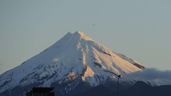 Вулкан Тарантаки в Новой Зеландии, архивное фото - Sputnik Беларусь