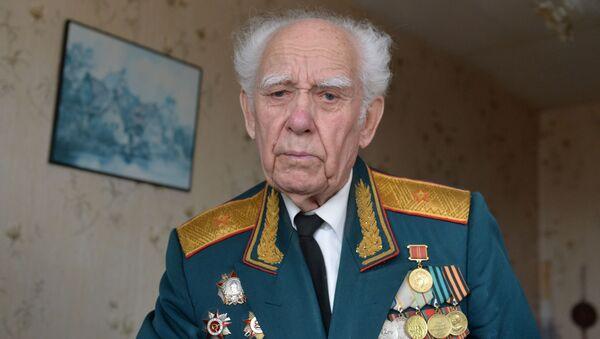 Генерал Аляксандр Фень - Sputnik Беларусь