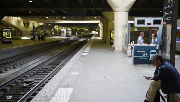 Вокзал Монпарнас в Париже - Sputnik Беларусь