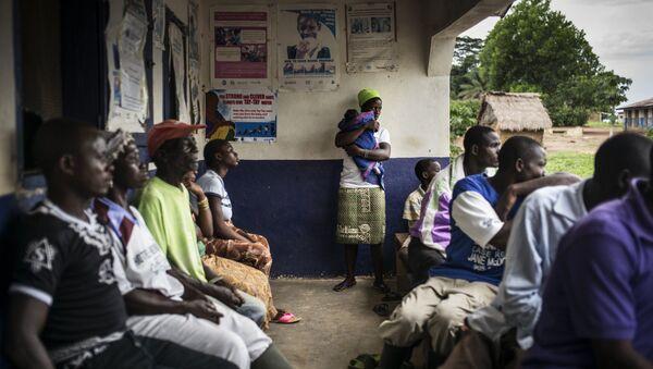 Жители Либерии, архивное фото - Sputnik Беларусь