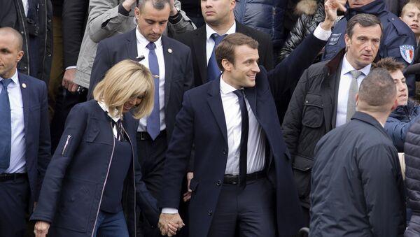 Второй тур президентских выборов во Франции - Sputnik Беларусь