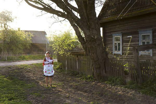 Древний полесский весенний обряд теперь принадлежит всему человечеству. - Sputnik Беларусь