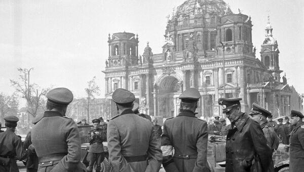 Вялікая Айчынная вайна 1941-1945 - Sputnik Беларусь