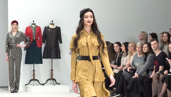 14-й сезон Belarus Fashion Week - Sputnik Беларусь