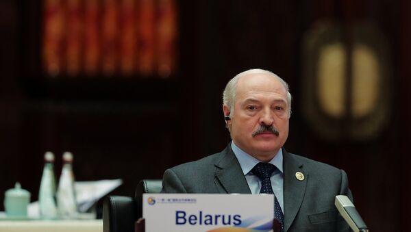 Александр Лукашенко на саммите глав 28 государств Один пояс — один путь в Пекине - Sputnik Беларусь