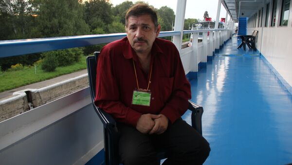 Александр Конторович - Sputnik Беларусь