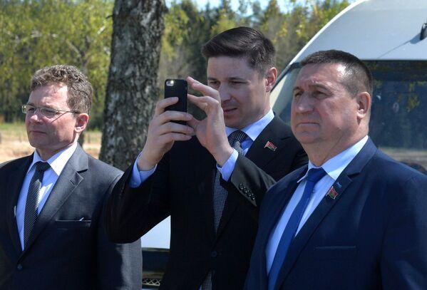 Выездное заседание Комиссии по национальной безопасности - Sputnik Беларусь