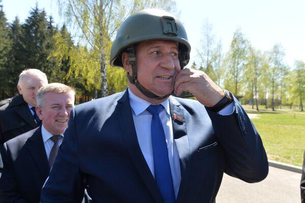 Заместитель главы комиссии Александр Базанов - Sputnik Беларусь