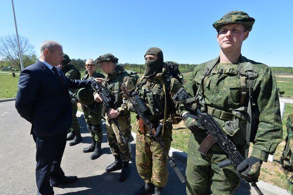 Генерал-майор Сергей Бобриков - Sputnik Беларусь