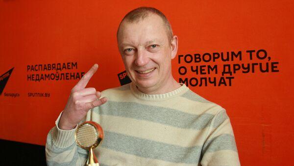 Лідар гурта Нейро Дюбель Аляксандр Кулінковіч - Sputnik Беларусь