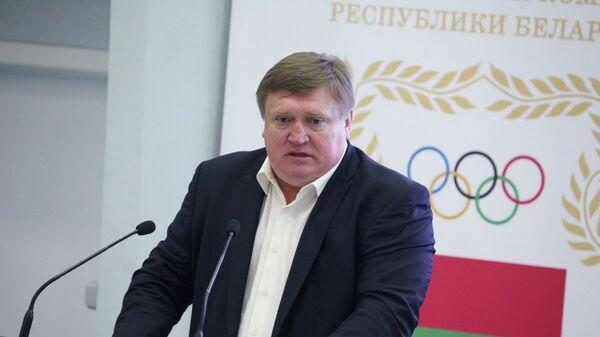 Председатель БТФ Сергей Тетерин - Sputnik Беларусь