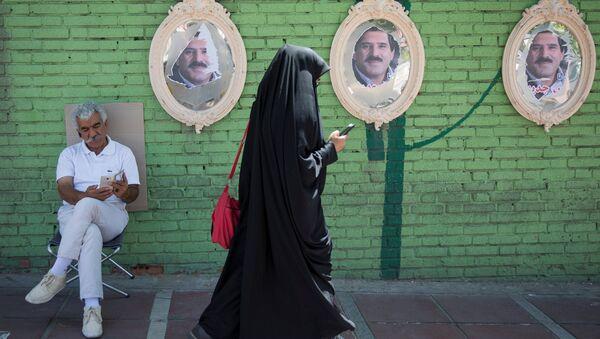Избирательная кампания в Иране - Sputnik Беларусь