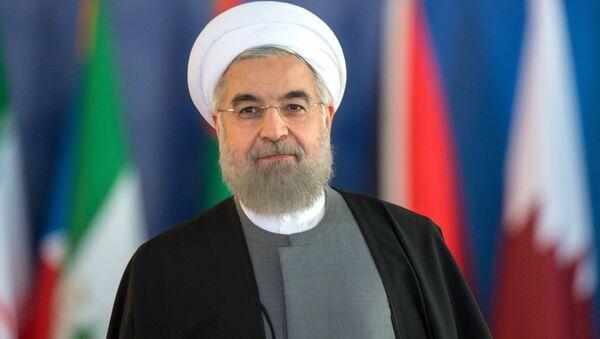Президент Исламской Республики Иран Хасан Роухани - Sputnik Беларусь