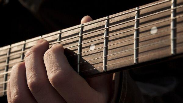 Гітара, архіўнае фота - Sputnik Беларусь