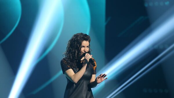 Участница конкурса Ты супер! Дарья Чернова - Sputnik Беларусь