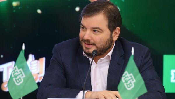 Генеральный продюсер телеканала НТВ Тимур Вайнштейн - Sputnik Беларусь