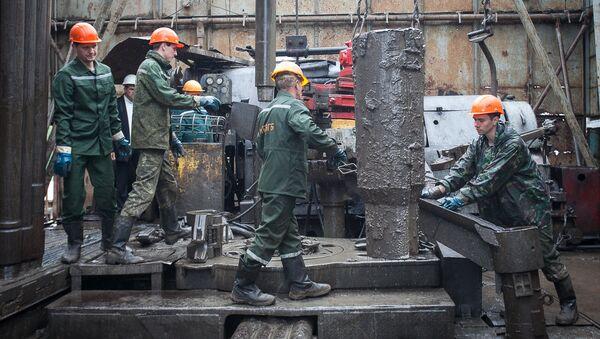 Добыча нефти - Sputnik Беларусь