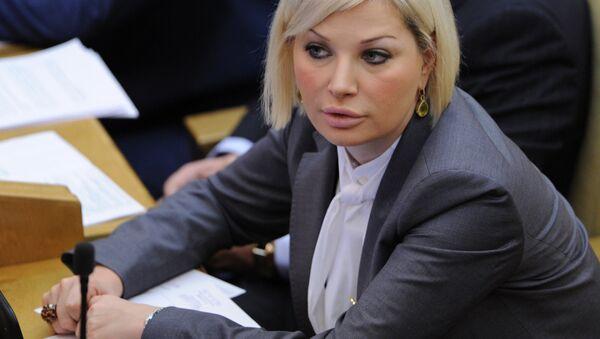 Мария Максакова, архивное фото - Sputnik Беларусь