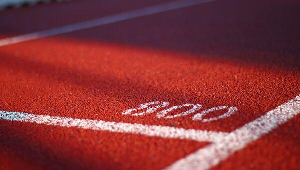 Беговая дорожка на стадионе - Sputnik Беларусь