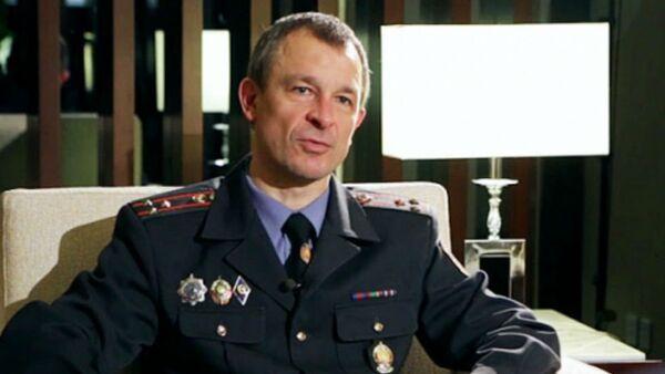 Начальник Департамента по гражданству и миграции МВД Беларуси Алексей Бегун - Sputnik Беларусь