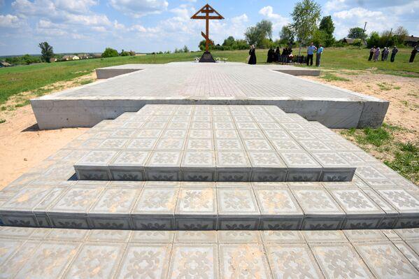 В деревне Огородня (в 8 км от Кормы) Иоанн Кормянский долгое время служил в местном храме - Sputnik Беларусь
