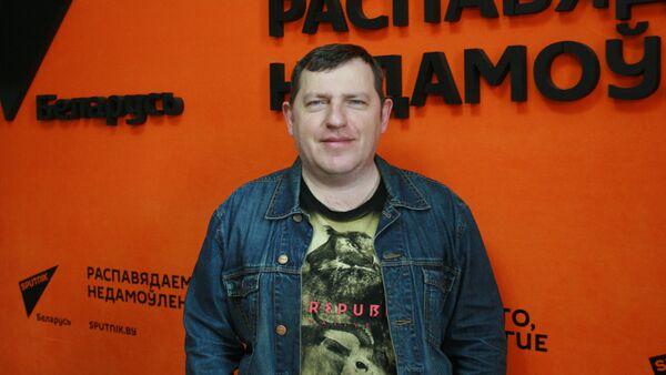 Начальник концертного отдела Дворца Республики Геннадий Ильинчик - Sputnik Беларусь
