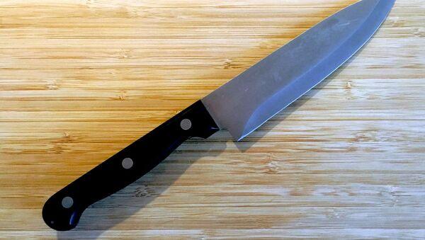 Нож, архивное фото - Sputnik Беларусь