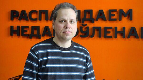 Кандидат исторических наук, специалист по военной истории Игорь Мельников - Sputnik Беларусь