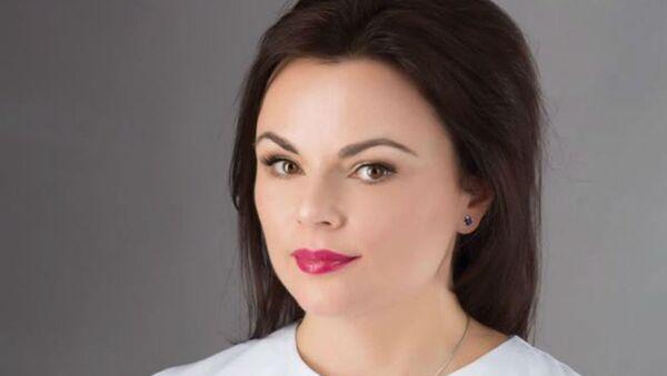 Врач-диетолог Ирина Кабасакал - Sputnik Беларусь