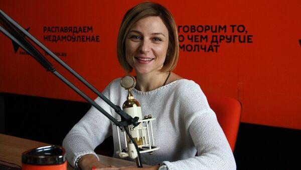 Старшыня Беларускай федэрацыі шахмат Анастасія Сарокіна - Sputnik Беларусь