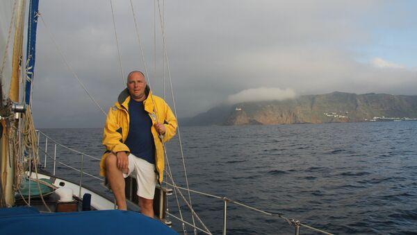 Yachtmaster Instructor Аляксандр Гуськоў - Sputnik Беларусь