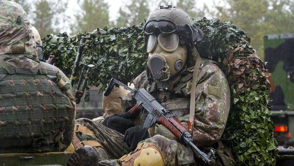 Международные военные учения НАТО, архивное фото - Sputnik Беларусь