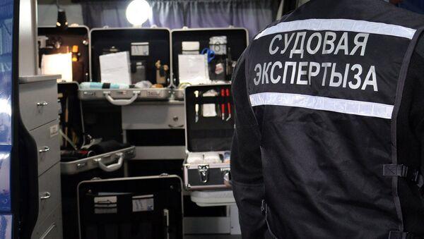 Работник ГКСЭ, архивное фото - Sputnik Беларусь