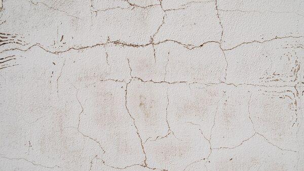 Трещины на стене, архивное фото - Sputnik Беларусь