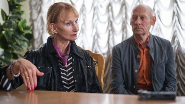 Лаппо и Саркисьян более полувека вместе и на сцене и вжизни - Sputnik Беларусь