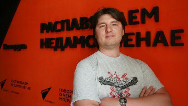 Историк, краевед, руководитель проекта Путешествия в прошлое Павел Дюсеков - Sputnik Беларусь