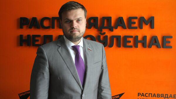 Депутат Государственной думы России Артем Туров - Sputnik Беларусь